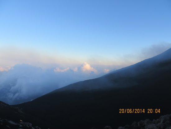 Monte Etna: Ausgebrüter Etna