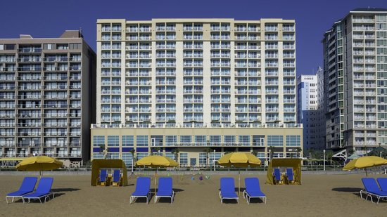 Hilton Garden Inn Virginia Beach Oceanfront Updated 2017