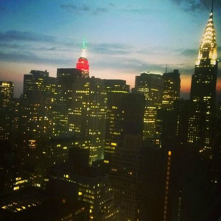 ONE UN New York: The view from my room