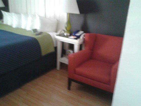 Hotel Indigo Atlanta: quarto
