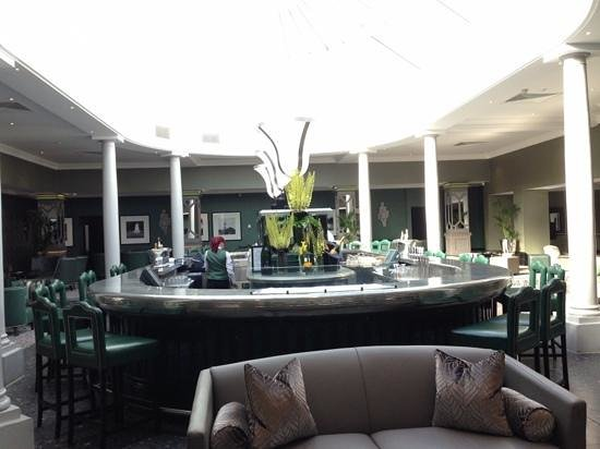 The Belfry: Residents Bar