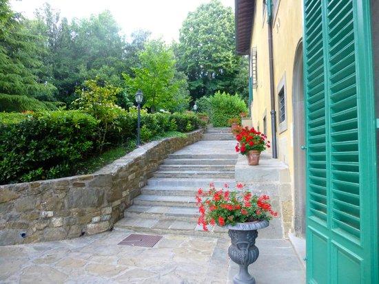 Hotel Villa La Palagina: Hotel