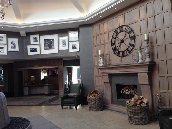 The Belfry: Inside Main Entrance