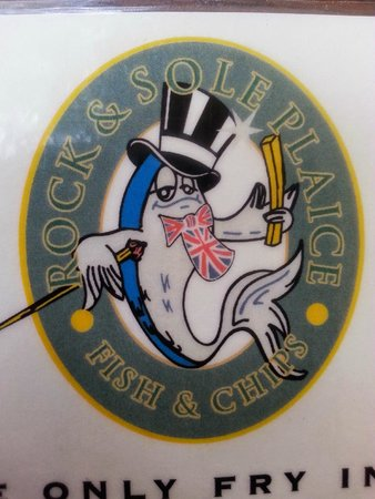 Rock & Sole Plaice: clever name