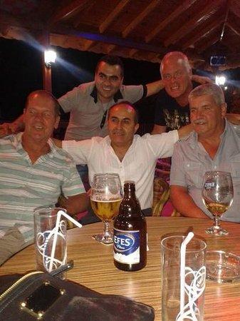 Karbel Hotel: Olu Deniz bar