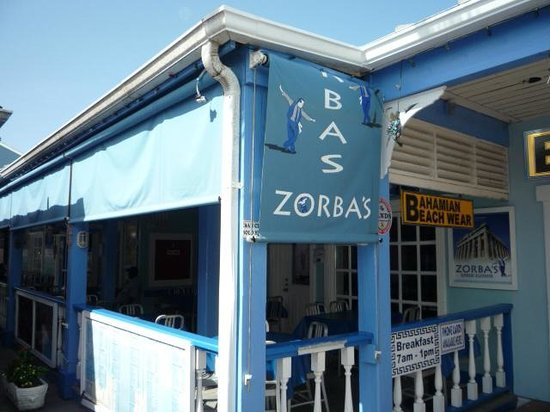 Zorba's Greek Restaurant