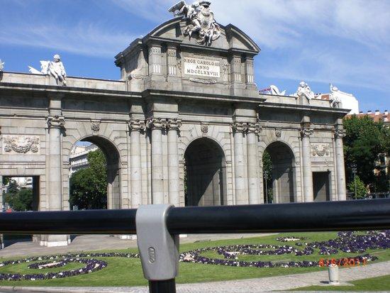 Hostal Puerta del Sol: Stadtbesichtigung