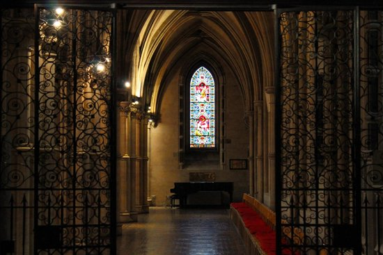 Christ Church Cathedral: Lovely interior!