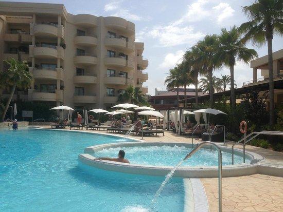 Protur Biomar Gran Hotel & Spa: Adult only pool