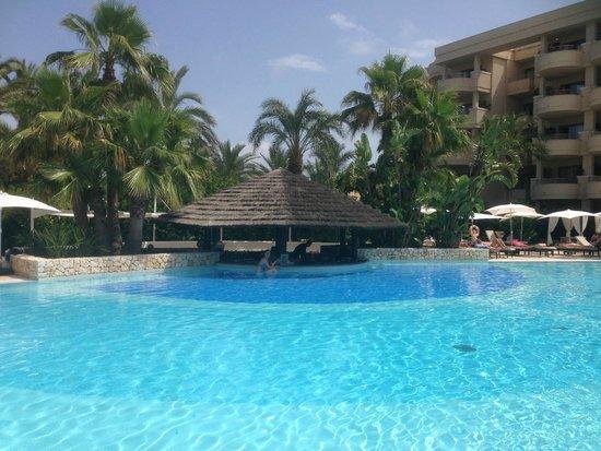 Protur Biomar Gran Hotel & Spa: Adults only pool