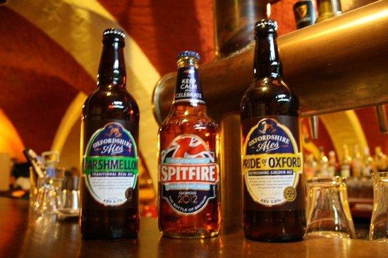 Irish Pub in the Fleetenkieker: Great beers from all around the world