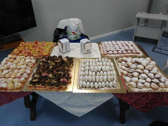 Buffet Di Dolci Mignon : Pasticceria l angolino buffet dolce e salato