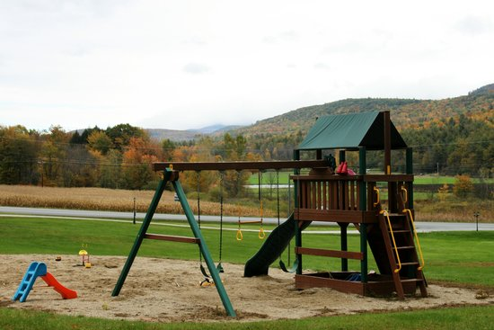 Brandon Motor Lodge: Our great children's play area