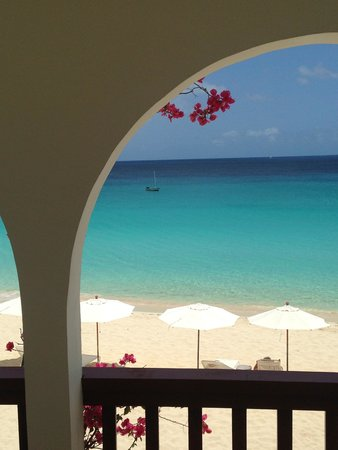 Carimar Beach Club : the view from our deck