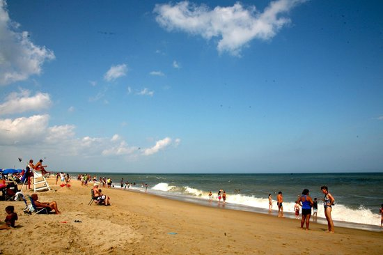Bewitched & BEDazzled Bed & Breakfast: The Cleanest Beach & Town in the US