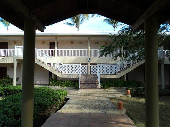 Sirenis Punta Cana Resort Casino & Aquagames : le batiment N