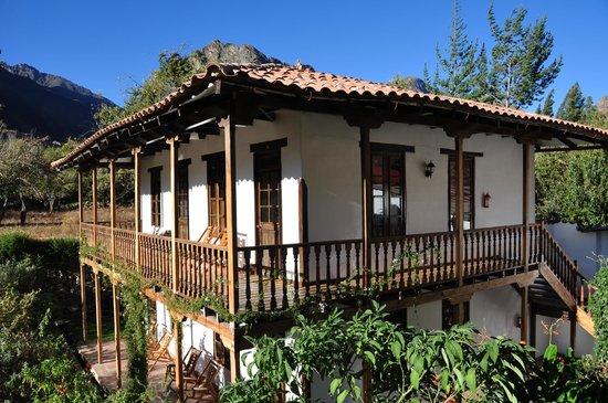 El Albergue Ollantaytambo : Hotel