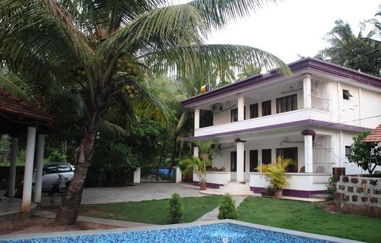 Heaven Goa Guesthouse: Heaven Goa