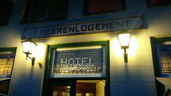 Hotel Restaurant vof 't Heerenlogement: Entree