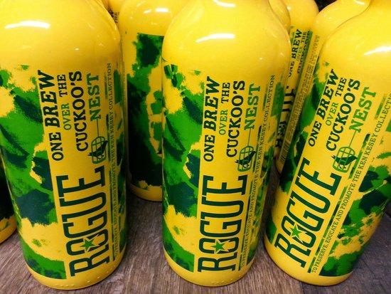 Rogue Nation Brewery & Spirits