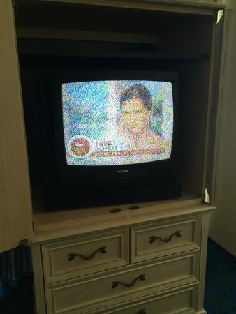 Miami Beach Resort and Spa: TV?