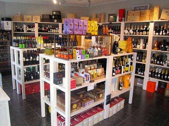 Riese Pio X, Itália: Cà Bacco's shop