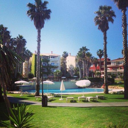 Aparthotel HG Jardin de Menorca: Lovely pool