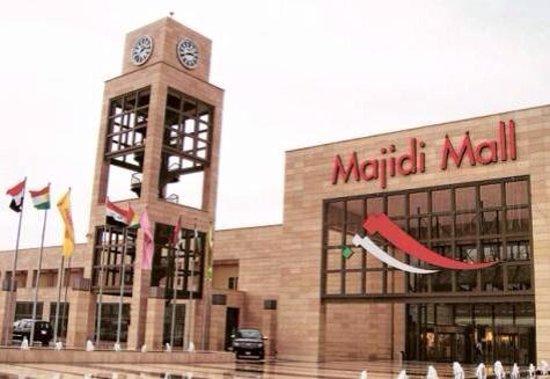 Erbil, Irak: Majidi Mall one of the the largest shopping mall in Republic of Kurdistan.