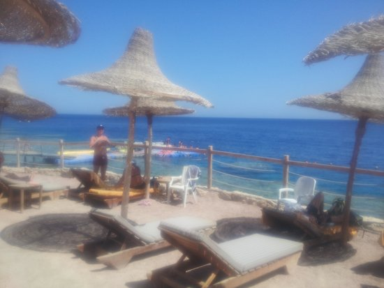 Sharm Plaza Hotel : beach pools the best