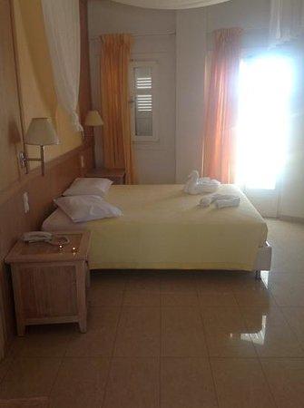 Orizontes Hotel & Villas: suite honeymoon