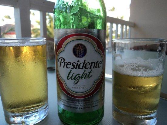Sirenis Punta Cana Resort Casino & Aquagames : el presidente