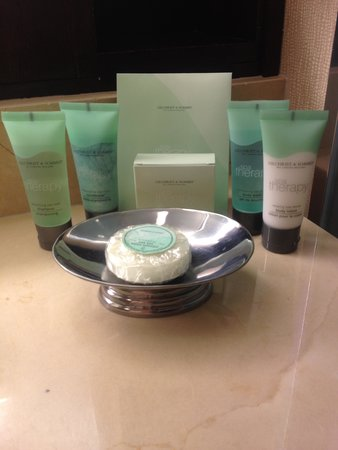 Aliante Casino + Hotel + Spa: Toiletries