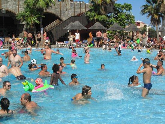 Holiday Polynesia: la piscina se queda pequeña