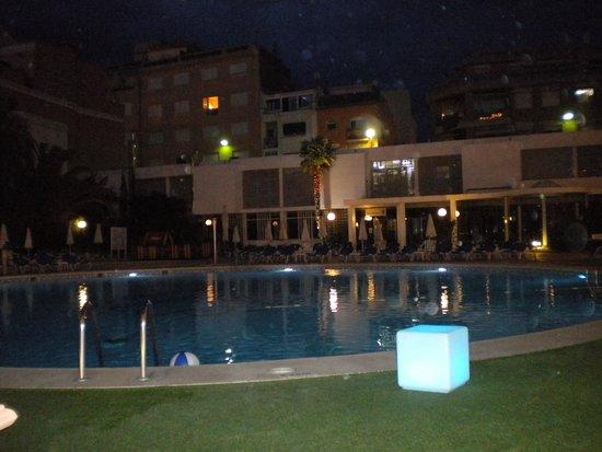 Hotel Anabel: la piscine