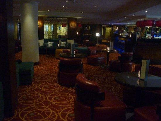 Renaissance Amsterdam Hotel: Lounge