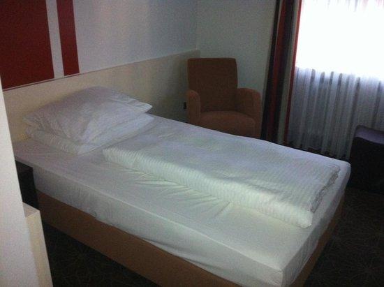 Best Hotel Zeller: Bett