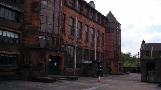 Scotland Street School Museum: School front facade