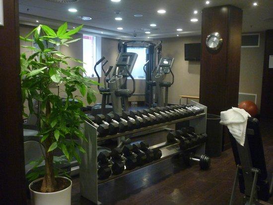 Renaissance Amsterdam Hotel: Gym