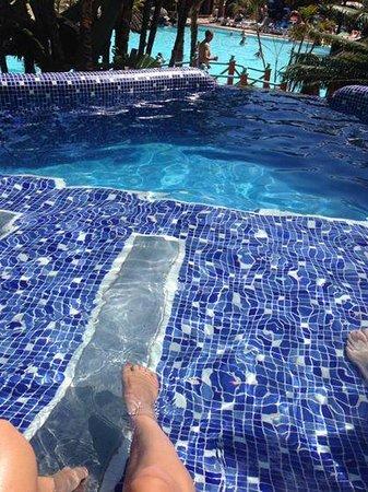 IFA Continental Hotel : jacuzzi pool