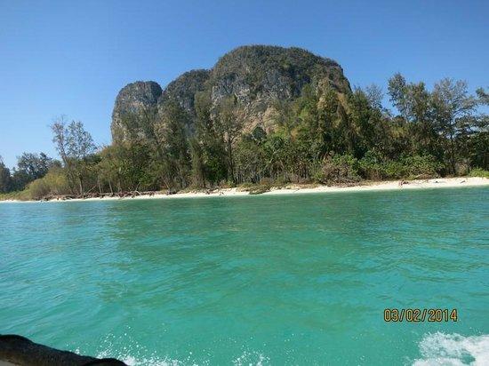 Poda Island: Остров Пода