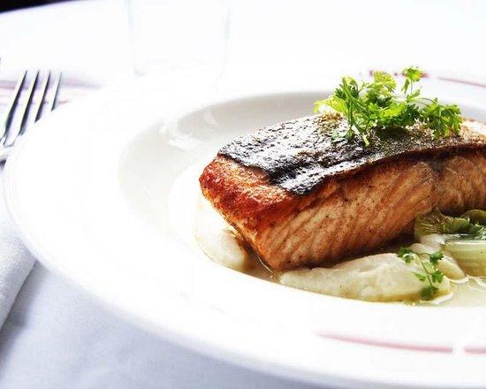 Aquitaine : salmon