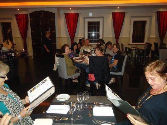 Vila Galé Eco Resort de Angra: Comedor a la carta