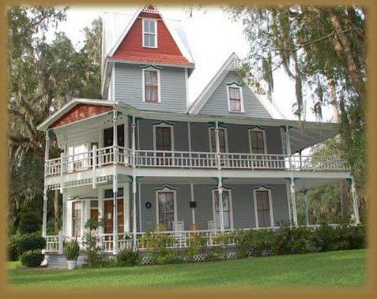 Brooksville, FL: May-Stringer House Hernando Heritage Museum
