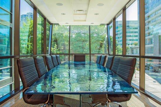 Hotel BLU: The Pacific Boardroom