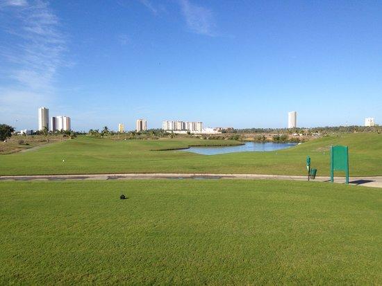 Campo de Golf Marina Mazatlan: Hoyo 11