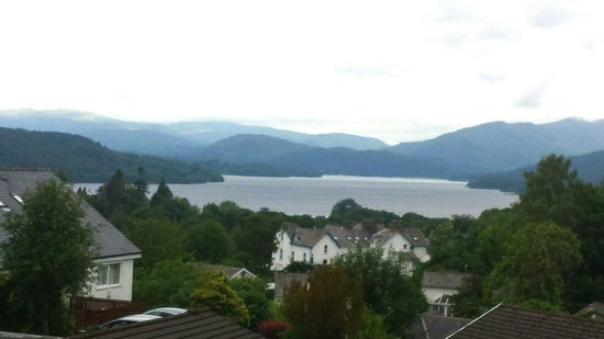 Blenheim Lodge: View from our room!!!