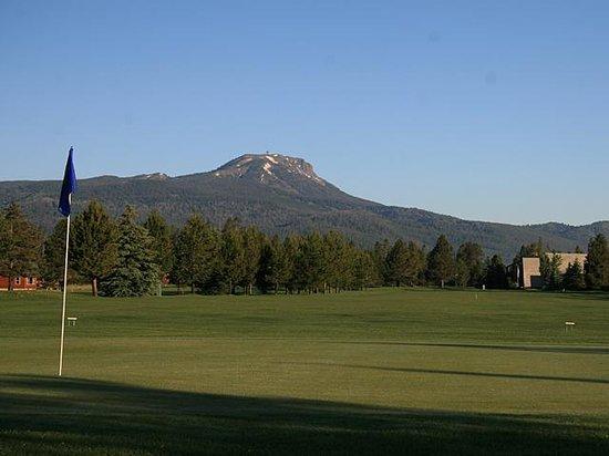 Timbers Condominiums at Island Park : Beautiful Golf Course
