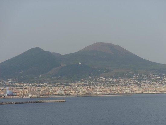 Eurostars Hotel Excelsior : Mt Vesuvius