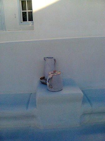 Mykonos Bay Hotel: dettaglio