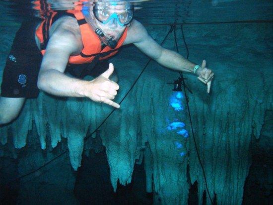 Cavernas Chaaktun : Cenote Chaaktun